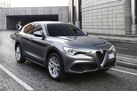Alfa Romeo Releases Technical Specifications For The