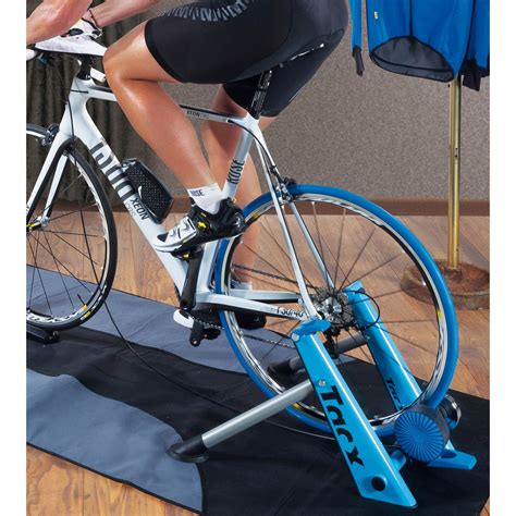 Buy Tacx Blue Matic T2650 turbo trainer | ROSE Bikes