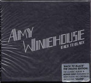Amy Winehouse - Back To Black (CD, Album) | Discogs