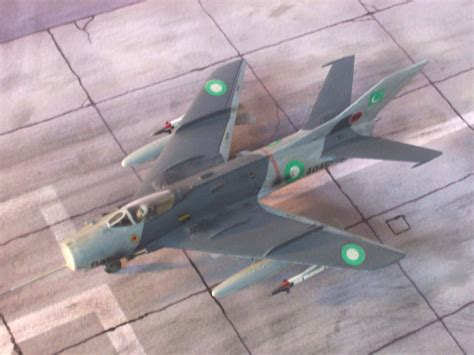 """1:72 MiG-19S/Shenyang F-6, Pakistan Air Force """"4845"""", unkn"""