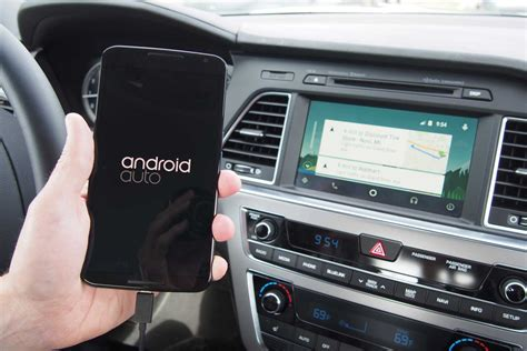 Hands-On with Android Auto » AutoGuide