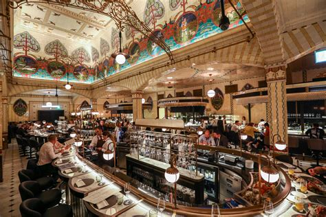 Harrods unveils new Dining Hall, complete with Indian