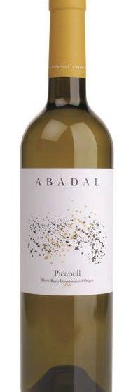 2017 Picapoll Blanc Pla de Bages DO, Abadal   Weinkenner