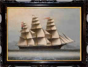 Chinese School, 19th Century The American Clipper Ship