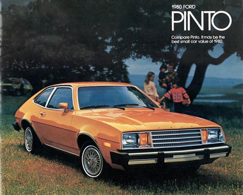 The 1980 Auto Brochure Power Quiz   The Daily Drive
