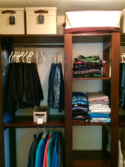 Ana White | Industrial Master Closet - DIY Projects