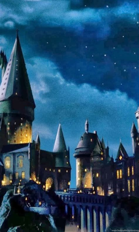 Harry Potter And The Deathly Hallows Hogwarts Castle