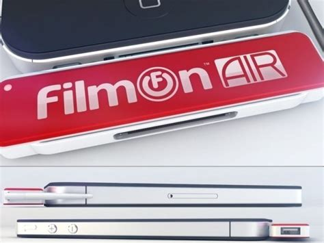 FilmOn Air TV tuner for iPhones and Android smartphones