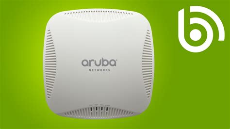 Aruba Instant Access Point Introduction - YouTube