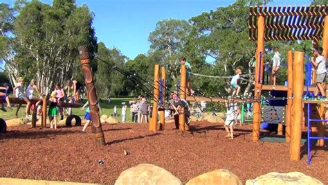 Time to play in Ocean Shores at Waterlily Park – Echonetdaily