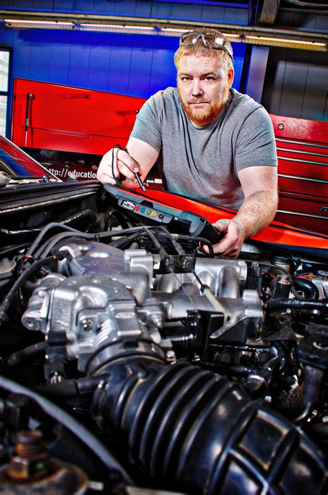 Automotive Technology | Career and Technical Education