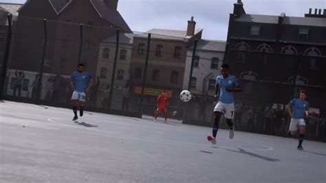 FIFA 21 VOLTA Mode to Feature Online Play, Co-Op, New