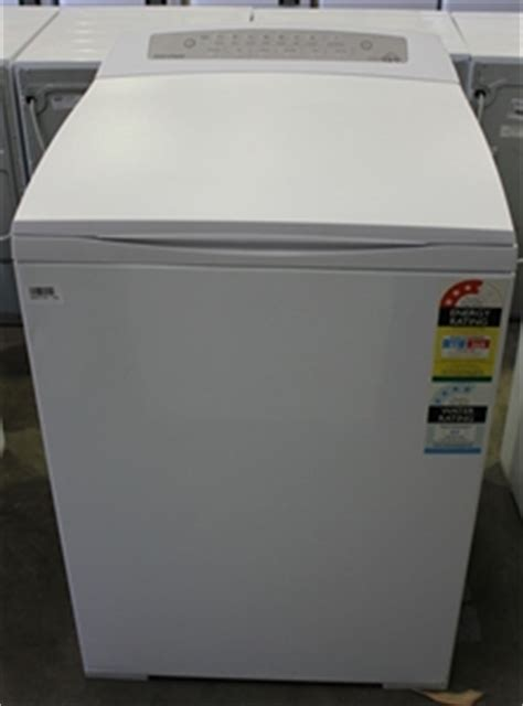 Fisher & Paykel 8KG White Top Load Washer - Model