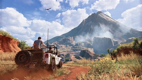 nathan drake uncharted 4 a thiefs end naughty dog video