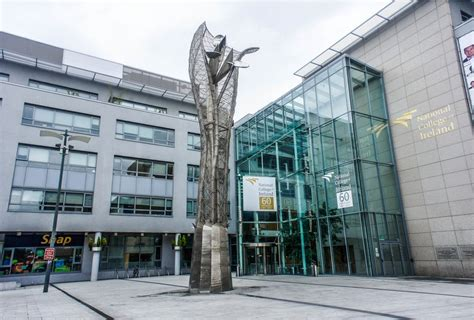 National College of Ireland – DIFC