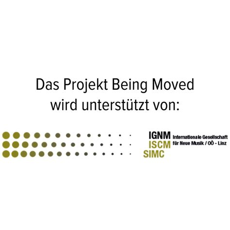 tanz ist Festival: Simon Mayer (AT) – Being Moved — Spielboden