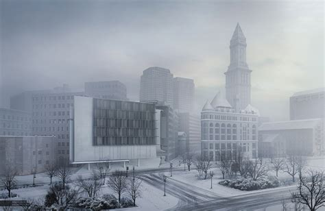 Winter Special #4 | Visualizing Architecture