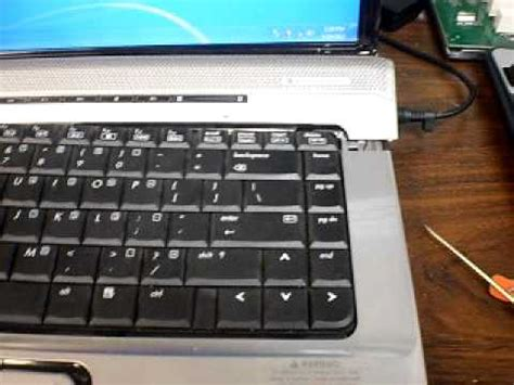 How to repair an HP Pavilion DV6000 Wireless WIFI problem