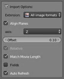 python - How to merge images into a single strip - Blender