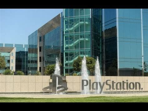 Inside Sony's Massive Silicon Valley Headquarters - YouTube