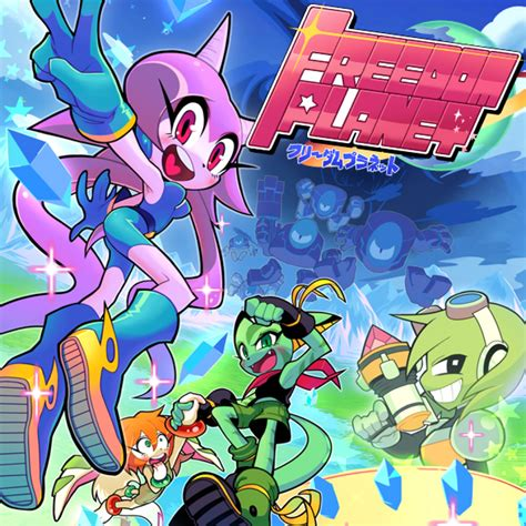 Freedom Planet (Game) - Giant Bomb