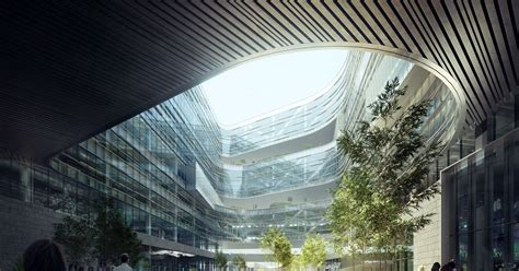 Photos: Samsung's Giant New Silicon Valley HQ Is Almost