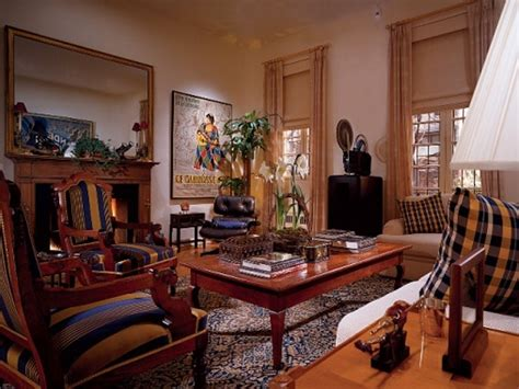 Tour Martin Scorsese's 1860s Townhouse in New York