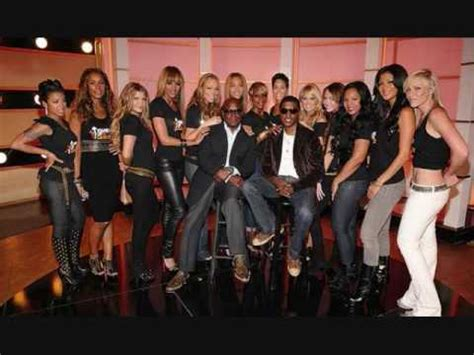 Beyonce And Some Of Her Famous Friends - YouTube
