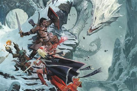 Pathfinder, with roots in a decades-old strain of D&D, is