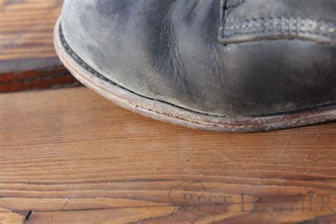 Wolverine 1000 Mile Boots Six Month Review - Uh Oh! Sole