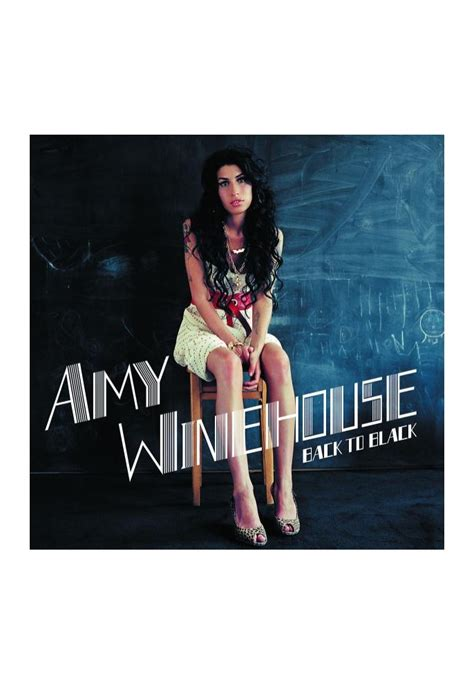 Amy Winehouse - Back To Black - CD - Impericon