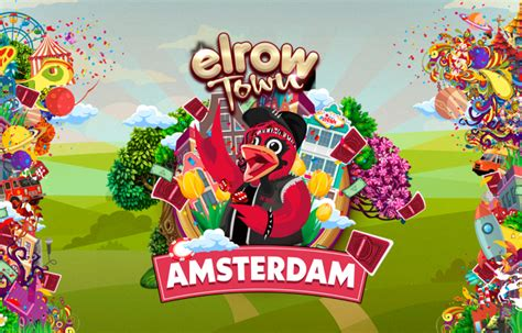 Elrow Town Festival - Amsterdam 2019 Tickets