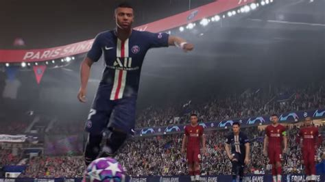 FIFA 21 Cover Athlete Revealed Along With Standard