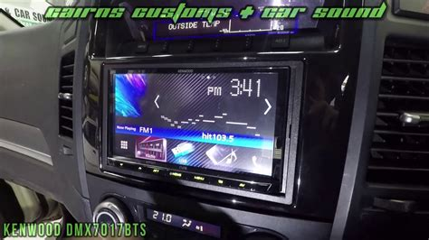 Product Review - Kenwood DMX7017BTS - Apple Car Play
