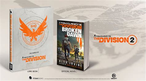 FIND OUT MORE ABOUT THE DIVISION WITH THE BOOKS OF THE GAME