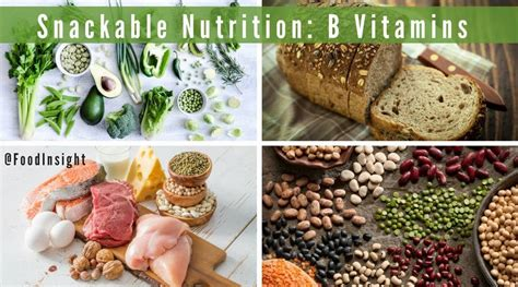 The Vitamin B Complex: It's Actually Not That Complex