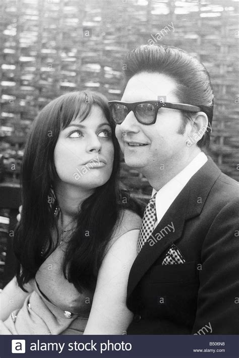 Roy Orbison Singer introducing his new wife Barbara Anne