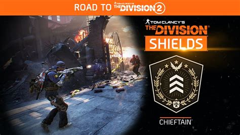 The Division Shield #12: Chieftain Now Available