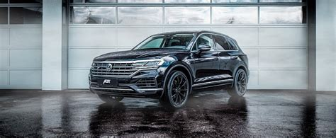 ABT Touareg Takes Volkswagen's Flagship SUV To 330 PS