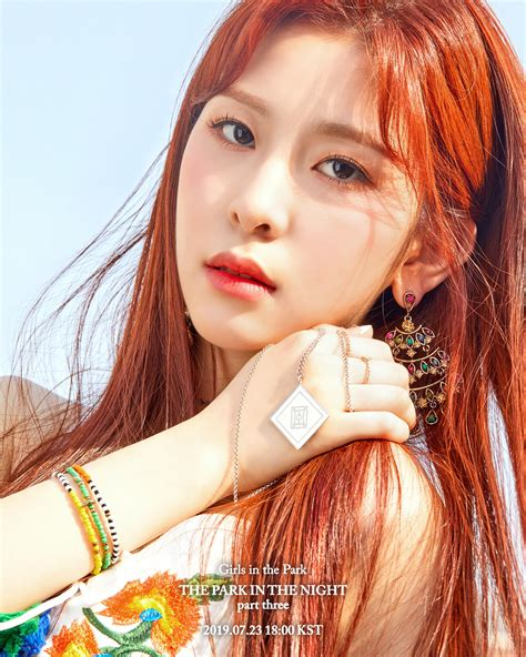 GWSN THE PARK IN THE NIGHT part three / Red Sun Teaser