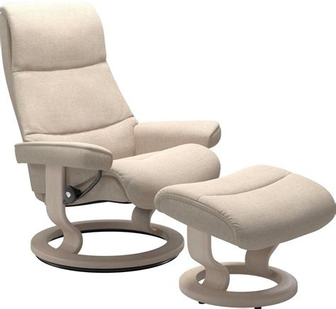 Stressless® Relaxsessel »View« (Set), mit Classic Base
