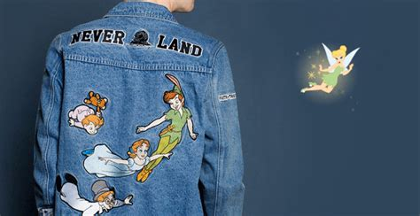 Peter Pan 65th Anniversary Collection Out Now