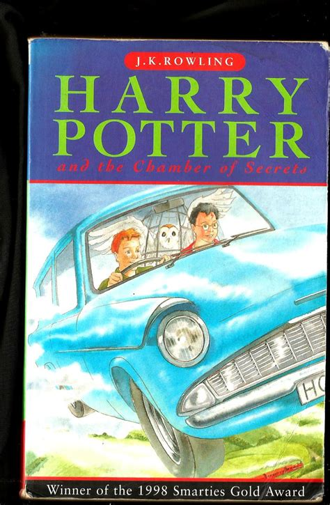 Harry potter and the chamber of secrets book bloomsbury
