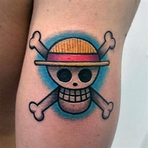 Top 71 One Piece Tattoo Ideas - [2020 Inspiration Guide]