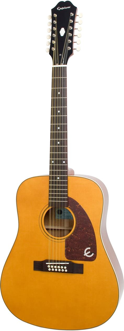 Epiphone Roy Orbison Bard 12-String Acoustic Guitar (with