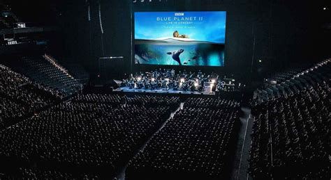 Blue Planet II Live in Concert, Resorts World Arena